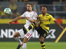 3:2 in Dortmund! Leipzig stoppt den Spitzenreiter