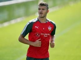 Grgic hofft auf eine neue Chance