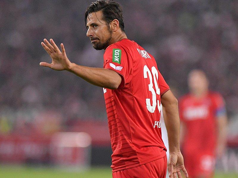 Pizarro muss vor Köln-Bremen verletzt passen