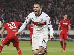 Donis drückt beim VfB Stuttgart aufs Gas