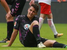 Kempf noch keine Option gegen die Hertha