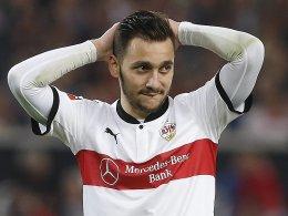 Schulterverletzung: Donis fehlt VfB wochenlang