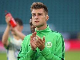 Wolfsburg: Geht Knoche?