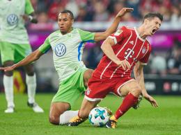 Tisserand soll lange in Wolfsburg bleiben