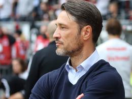 Kovac verteidigt BVB-Coach Bosz