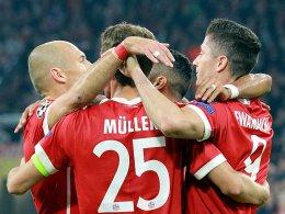 LIVE! HSV vs. Bayern: Heynckes rotiert kräftig