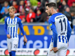 Muskelprobleme: Leckie fehlt der Hertha zweimal
