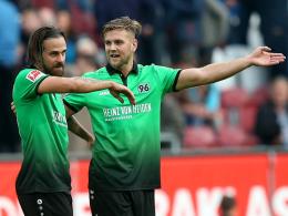 Fieber: Hannover ohne Harnik gegen Dortmund