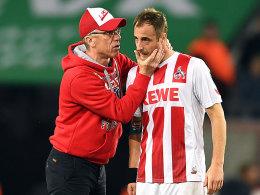 Vor dem Derby bei Bayer: Stögers neues Gefühl