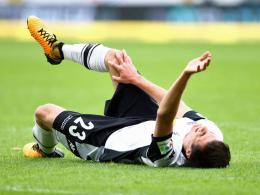 Hinrunde für Gladbachs Hofmann beendet