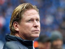 HSV-Coach Gisdol erhöht den Druck