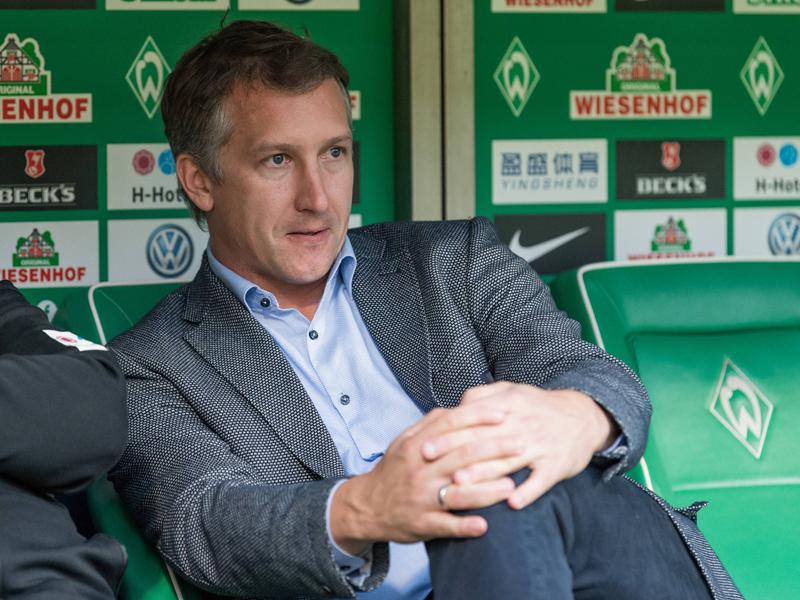 Kohfeldt leitet erstes Training der Werder-Profis