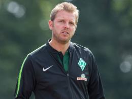 Kader und Taktik: Kohfeldts Plan für Frankfurt