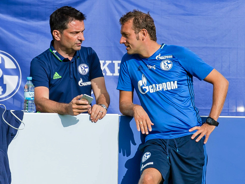 Weinzierl und sein Ex-Klub streiten über Österreich