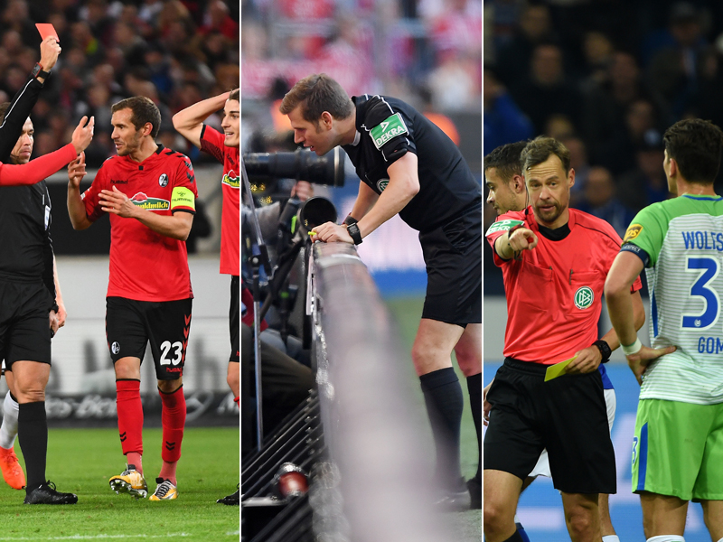DFB ändert den Videobeweis