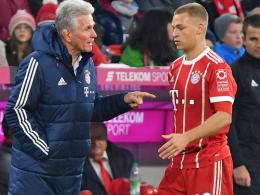 FCB ohne Kimmich nach Dortmund - Boateng dabei
