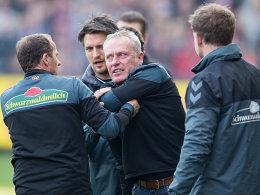 Freiburg im Dauerpech - Frantz am Knie verletzt