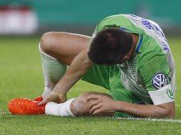 Wolfsburgs Camacho muss unters Messer