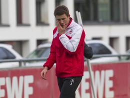 Nächster Schock für Köln: Heintz' Hinrunde gelaufen!