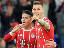 Süle ist Bayerns bester Neuer - James' steigende Tendenz