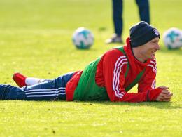 Lewandowski wieder fit - Bayerns WM-Kandidaten