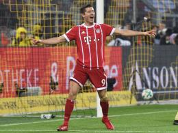 Lewandowskis Lieblingsgegner: Was zum Rekord fehlt