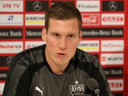 VfB mit Gentner - Wolf warnt vor BVB-Sonderfall