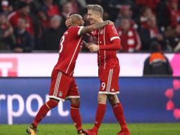 Bilder: FCB souverän - Furiose Fohlen in Berlin