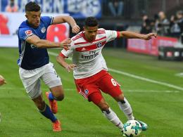LIVE!-Bilder: HSV auf Schalke