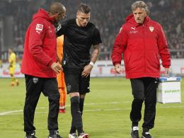 Stuttgart: Offensiv-Duo fällt verletzt aus