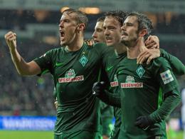 LIVE! Kruse schießt Werder in den Rausch - 3:0