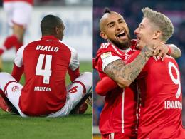 Elf des Tages: Diallo toppt sogar Lewandowski