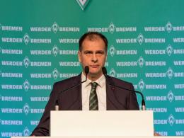 Werder macht erneut Gewinn