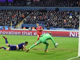 FC Bayern wahrt die Chance auf Platz eins