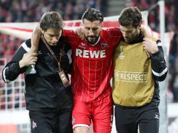 Neue FC-Sorgen: Hinrunde für Maroh gelaufen