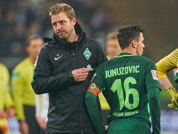 Kohfeldt erklärt seinen Junuzovic-Plan