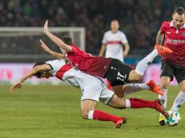 LIVE!-Bilder: Punktet der VfB mal in der Fremde?