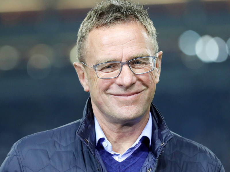 Sportdirektor Rangnick verlängert bei RB Leipzig bis 2021