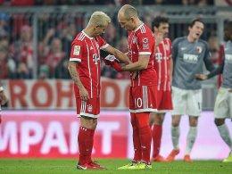 Wanderpokal: Bayerns Wechselspiele mit der Binde
