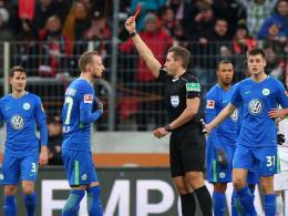 Nach Platzverweis: Arnold fehlt Wolfsburg einmal