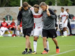 Zimmermann soll bis 2019 beim VfB bleiben