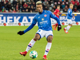 Mainz verlängert frühzeitig mit Gbamin