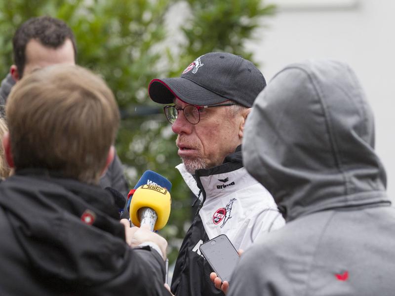 Fix: Köln trennt sich von Stöger
