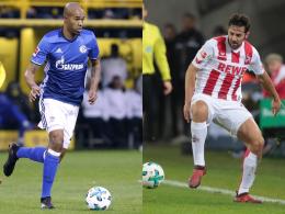 Naldo vs. Pizarro: Seniorentreffen auf Schalke