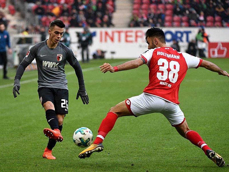 FC Augsburg: Thommy fällt auf unbestimmte Zeit aus