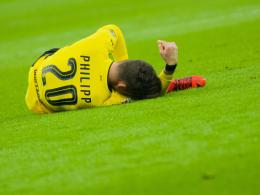 Philipp fehlt dem BVB mehrere Monate