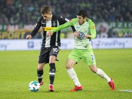 Wolfsburgs William macht
