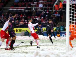 Dem Schneechaos folgt das Drama: FC verliert nach 3:0
