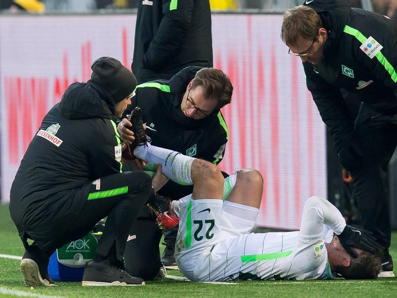 Bremen: Bartels nach Achillessehnenriss operiert