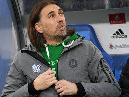 Wolfsburg: Schmidts